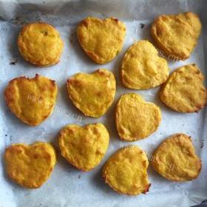 糯香红薯饼