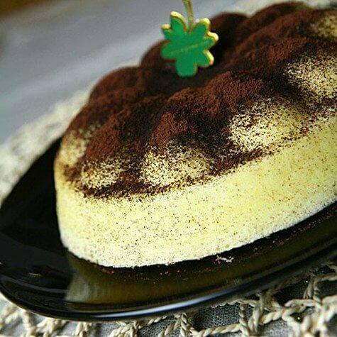 马斯卡朋轻乳酪蛋糕