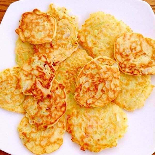 西瓜皮鸡蛋饼