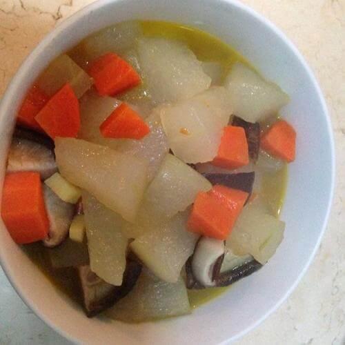 蚝油冬瓜片