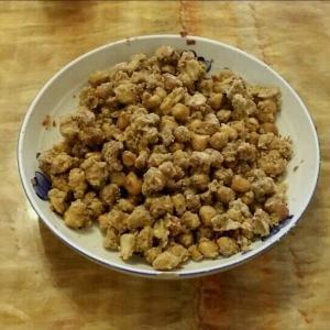 怪味花生豆