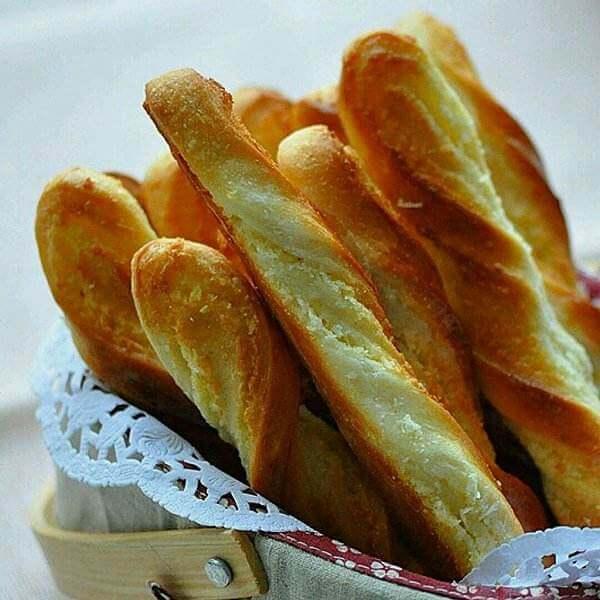 起士条面包