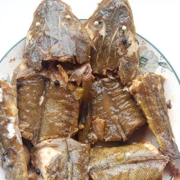 酱焖辫子鱼