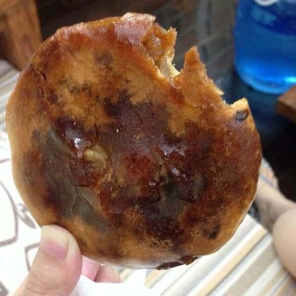 沙葛蒸肉饼