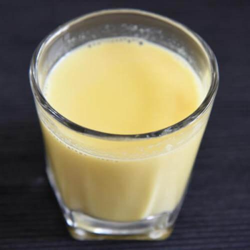 营养的奶香玉米汁