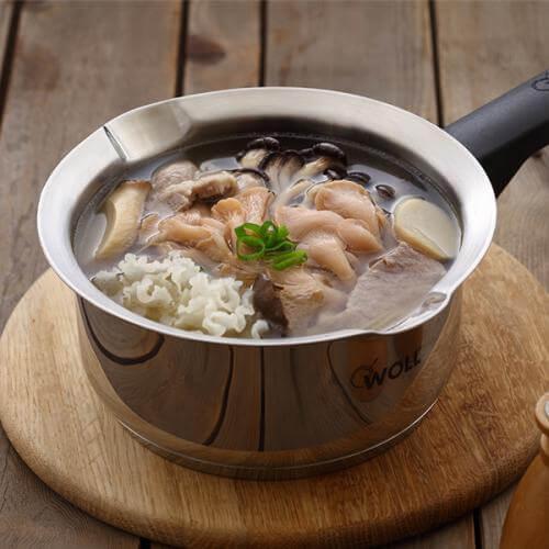 蒸炖什锦猪肉
