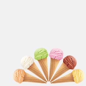 优格花园酸奶冰淇淋