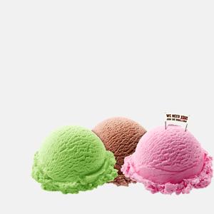 冰雪风情冰淇淋