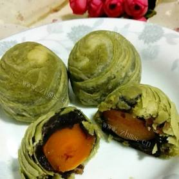 绿茶萝卜酥