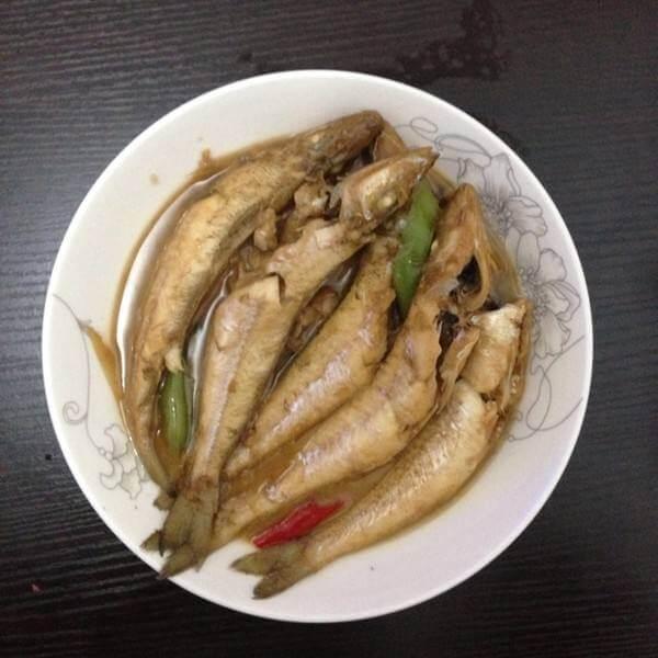 酱油水杂鱼