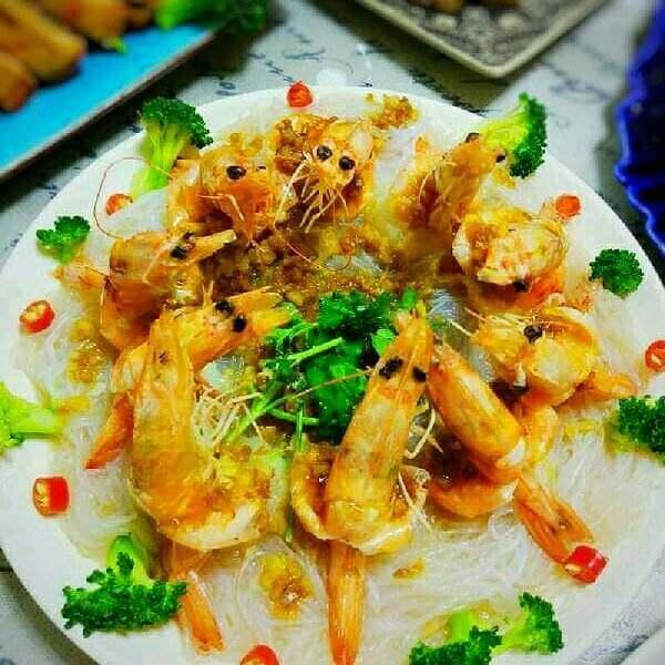 春虾烧豆腐