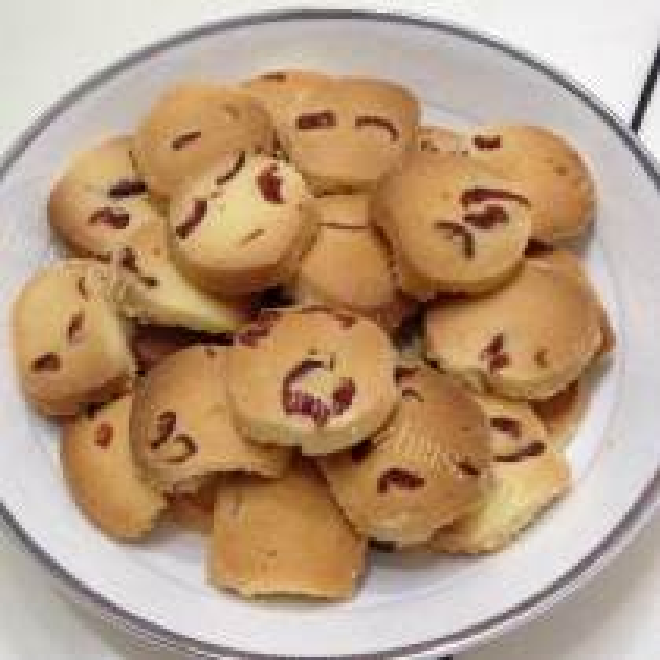 培根松仁饼干