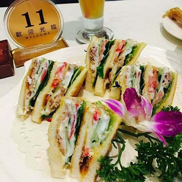 芦笋海苔三文治