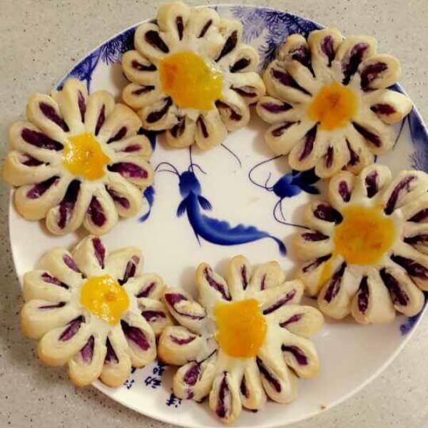 美味菊花酥
