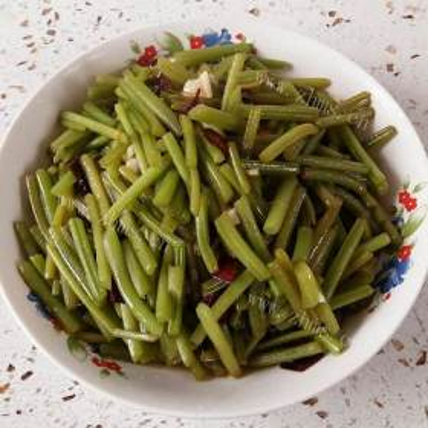 蕃薯芦笋鱼柳