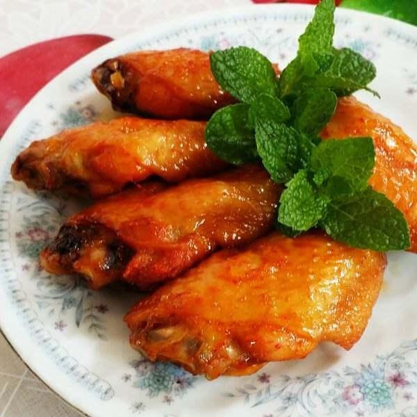 新奧爾良烤雞翅
