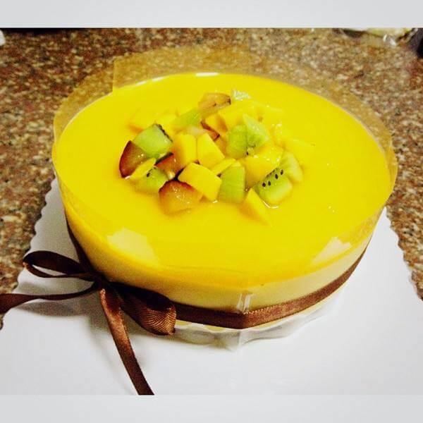 芒果酸奶慕司