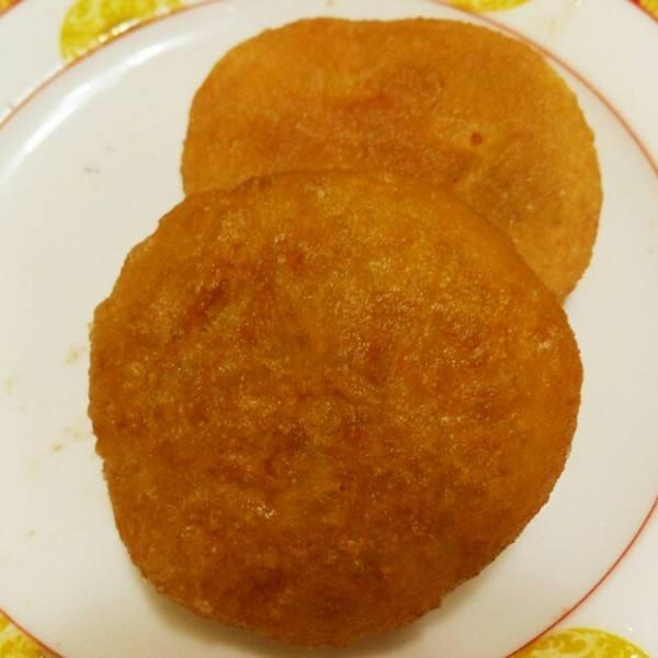 黄米面(nian)粘饼