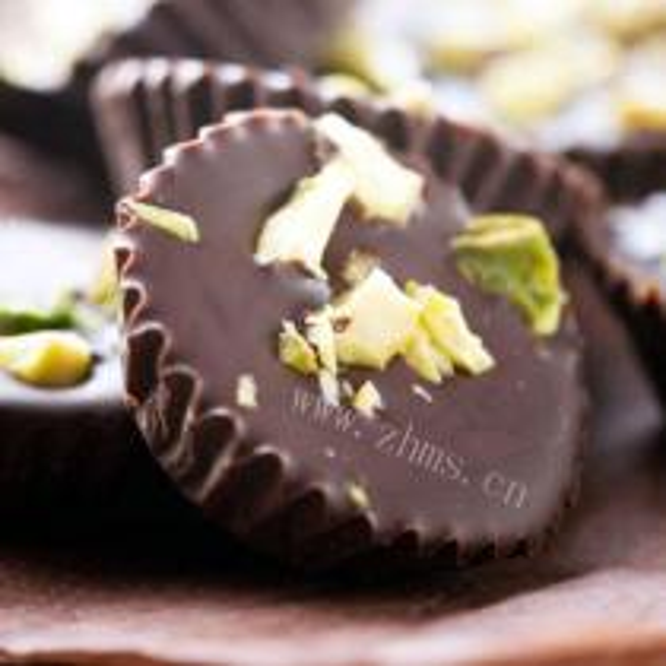 巧克力加州开心果