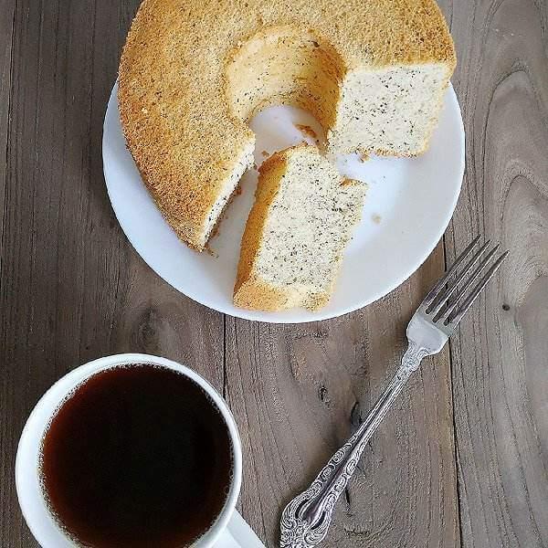 浓郁奶香红茶蛋糕