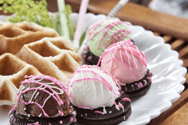 美国Yopop自助酸奶冰淇淋