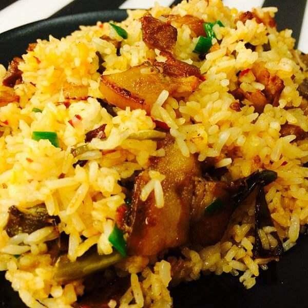 回锅肉炒饭