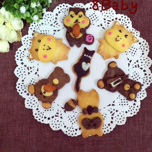 动物小饼干