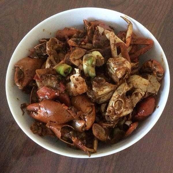 鲜味鸡蟹煲