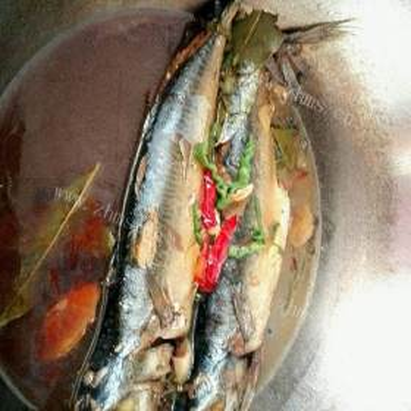 红烧青条鱼