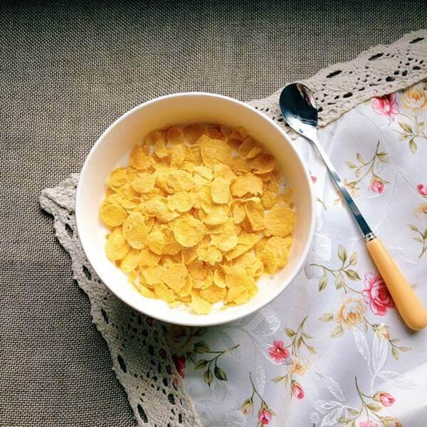 南方小儿牛奶玉米片