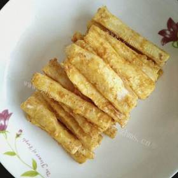 黄金海茸条