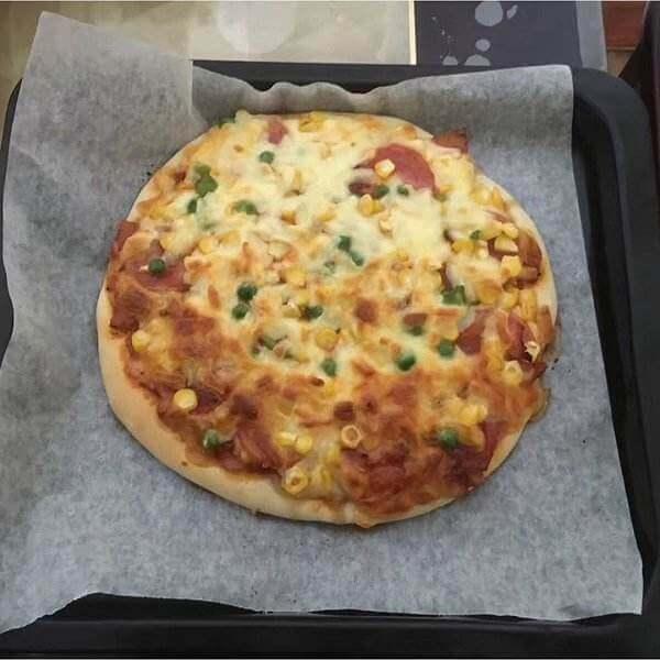 传统意式披萨