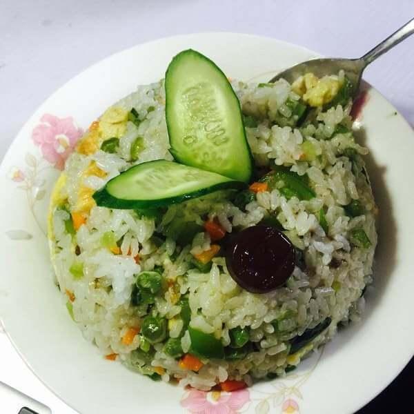 蝶舞花香米饭