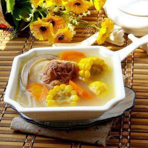 老母鸡鲍鱼玉米汤