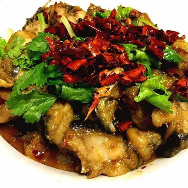 茄香炝锅鱼