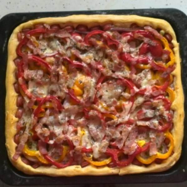 自制比萨酱