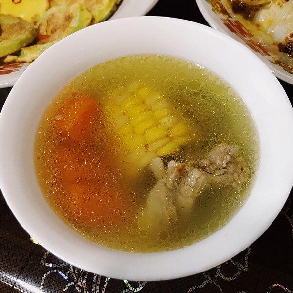 营养猪骨汤