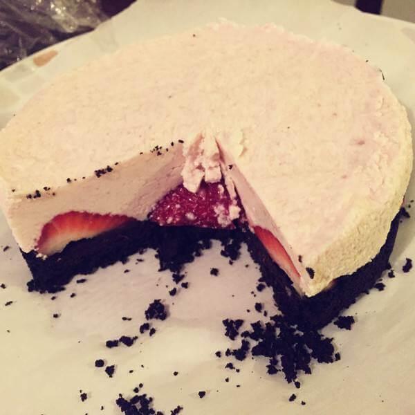 酸乳酪蛋糕