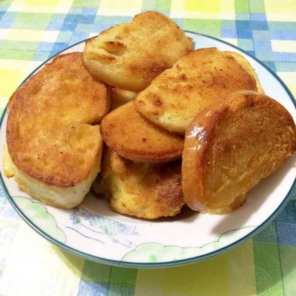 电饼铛煎馒头