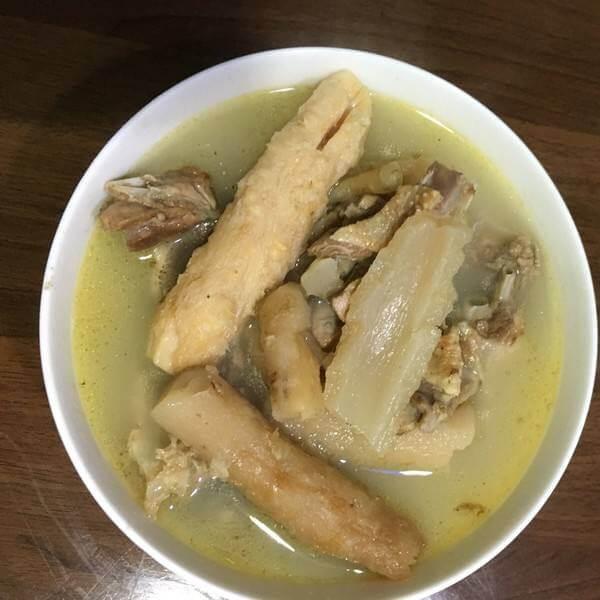 麦冬沙参鸭汤