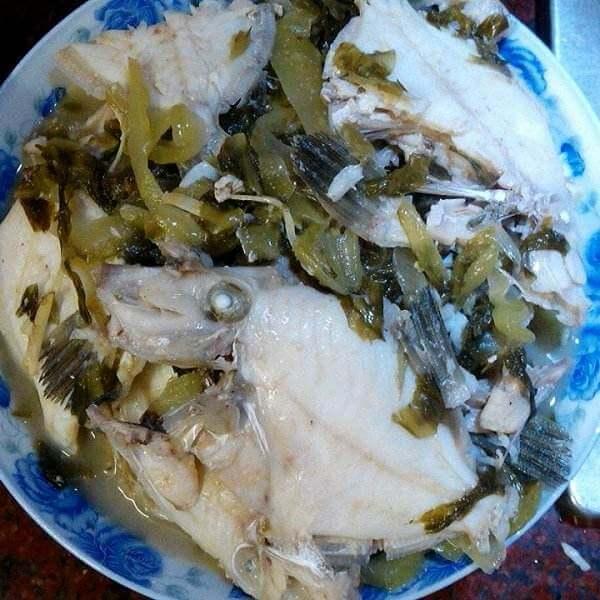 清煮剥皮鱼