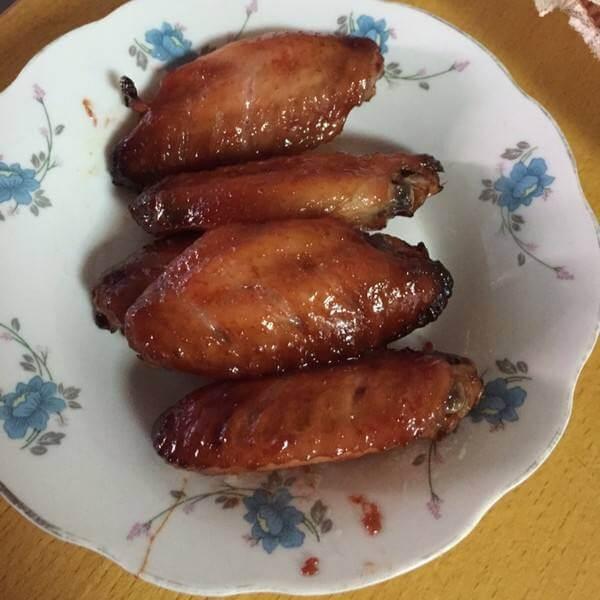 叉烧酱烤鸡翅