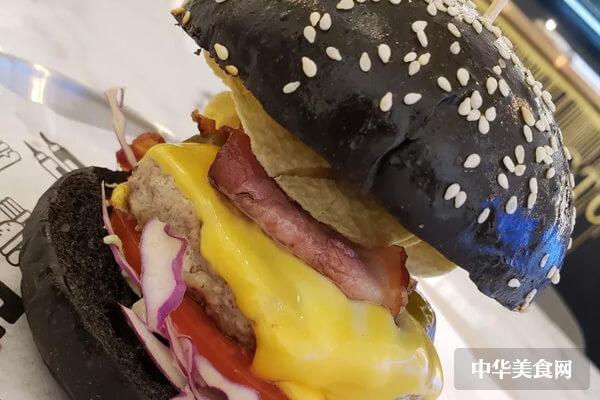 汉堡店加盟费多少