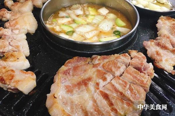 韩国纸上烤肉加盟需要多少钱
