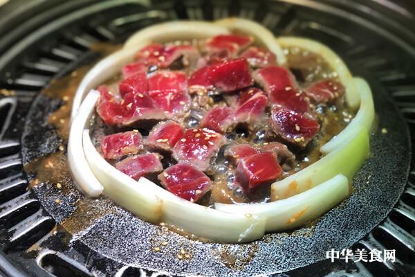 韩国烤肉店加盟多少钱