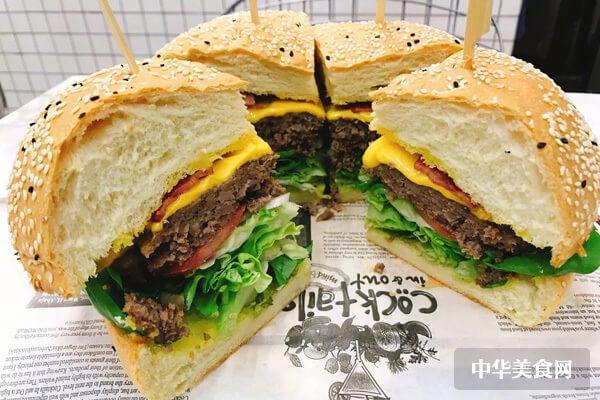 想开个汉堡店加盟哪个品牌好