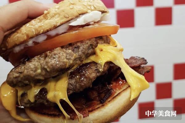 贝克汉堡店加盟费要多少