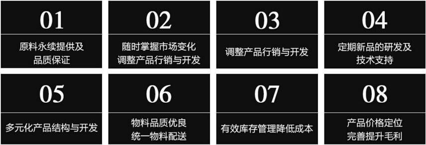 黑泷堂茶饮饮品品牌介绍图6