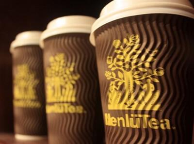 嫩绿茶廊饮品图3