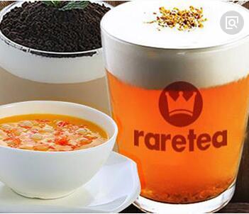 raretea皇茶饮品图4